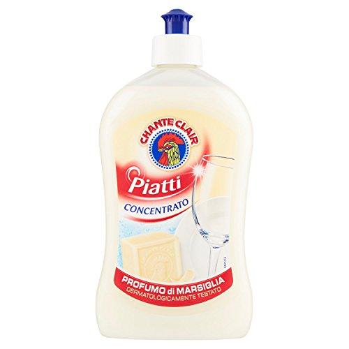Chante Clair - Piatti, Detergente Concentrato, 500 ml - [confezione da 12]