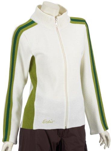 Eisbär gilet en tricot pour femme/f pour homme meran Blanc - Blanc