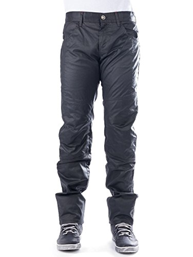 Esquad JULIAN Jean schwarz-antik wax L36 Gr.40 (Antik Denim Jeans)