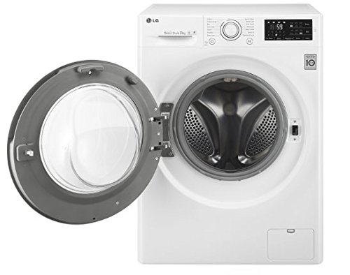 LG FH2U2TDN1 freestanding Front-load 8kg 1200RPM A+++-40% White washing machine - washing machines (freestanding, Front-load, A+++-40%, B, White, LED)