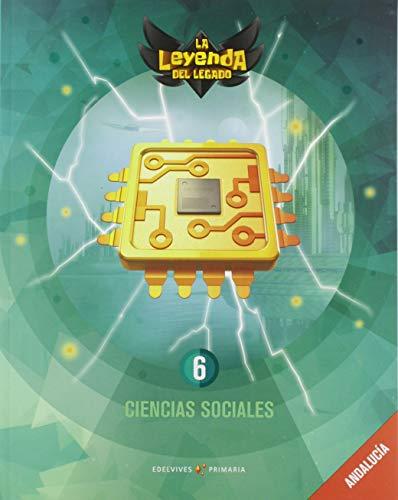 Proyecto: La leyenda del Legado. Ciencias sociales 6: Andalucía