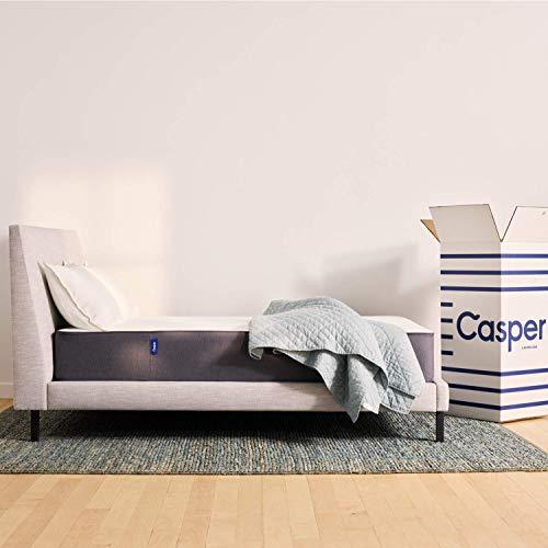 CASPER - Die Matratze Deines Lebens, Hochwertige, bequeme Matratze mit konstant angenehm kühler Temperatur,  Atmungsaktiv und in modernem Design,  90x200 cm