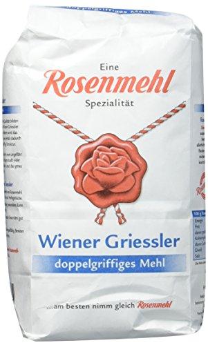 Rosenmehl Wiener Grieserl, 1 kg