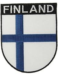 Yantec armoiries Patch Finlande Écusson Finland