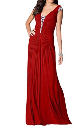 Gorgeous Bride - Robe - Femme Rouge - Rouge