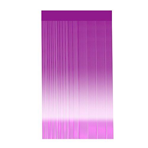 GLOGLOW Folie Vorhänge Metallic Tinsel Fringe Vorhänge Tür Fenster Vorhang Dekorationen für Geburtstag Hochzeit Foto Hintergrund(2MRose Red) (Hintergrund Gold Fringe)