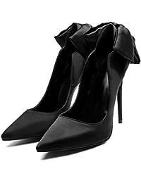 Proa Amazon Complementos es Zapatos Negro Y qn7nxZgw