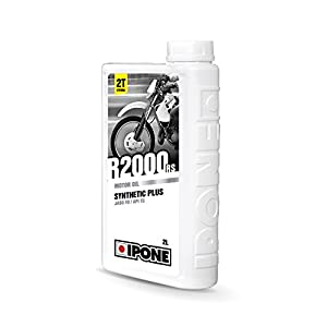 Ipone 800106 Huile Moteur R2000 RS 2 Temps Synthétique Plus