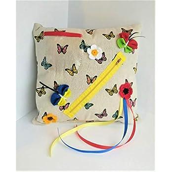 Zappeln Sie Kissen Schmetterlinge – wohlriechende sensorische Tätigkeit für Senioren
