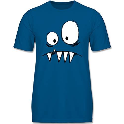 Karneval & Fasching Kinder - Monster Gesicht Kostüm -