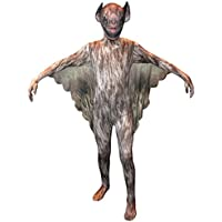 Morphsuits - Disfraz infantil de murciélago vampiro (talla M, 119 x 136 cm)