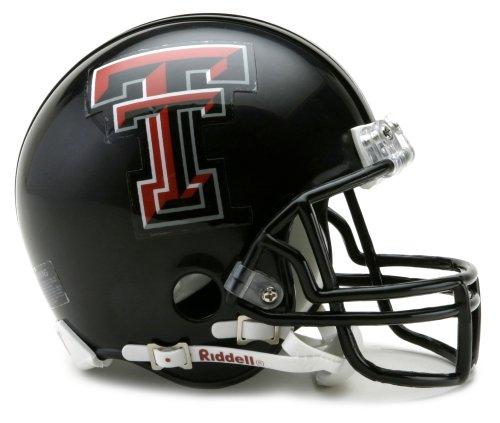 ed Raiders College Football Mini Helmet ()