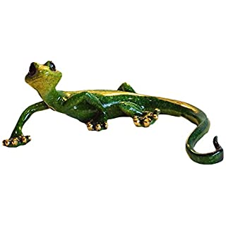 Aljec MedSpeckled Gecko, Green, Medium