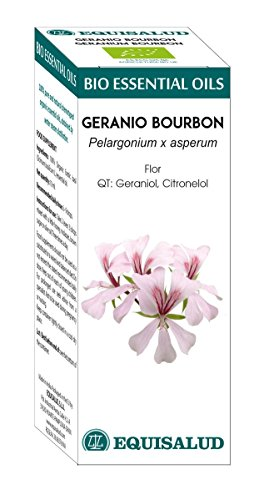 BIO ESSENTIAL OIL GERANIO BOURBON 10 ML QT:GERANIOL