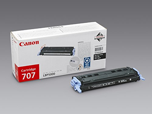 Preisvergleich Produktbild Canon Lasertoner/707bk schwarz LBP-5000