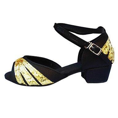 Scarpe da ballo - Non personalizzabile - Da donna / Per bambini -Danza del ventre / Balli latino-americani / Jazz / Sneakers da danza Black