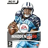 Madden NFL 08 (PC DVD) [import anglais]