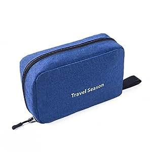 Szsmart , Damen Kulturtasche, blau (blau) - XSB: Amazon.de