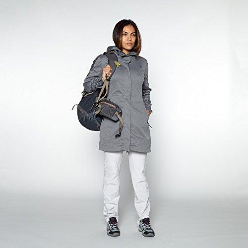 41HA CIX80L. SS500  - Berg Outdoor Women's Nataka Long Fit Softshell Jacket