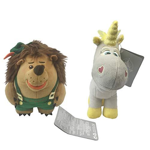 (Preis Spielzeug Buzz Lightyear, Woody und Jessie Weiches Spielzeug-Puppe Set-Disney Toy Story Mini Bohne Sammlung (Buttercup/Pickle))