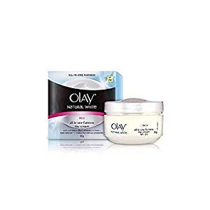 Olay Natural White Rich Day Cream With SPF 24 (50 g)