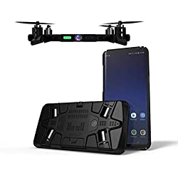 AEE Coque Smartphone pour Drone caméra selfly (Iphone X Max)