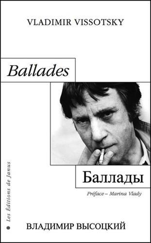 Ballades par Vladimir Vissotsky