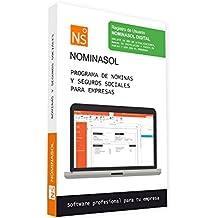 Registro de Usuario NominaSOL Digital - 1 año de actualizaciones