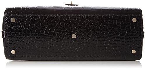 32 Handtasche Weimar cm Picard Leder Schwarz Schwarz 5ACxqn