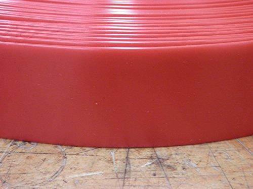 NickHouse 10'Vinyl 5,1cm Stuhl Gurt Umreifung Outdoor Terrasse Rasen Möbel Reparatur Rot Neu -