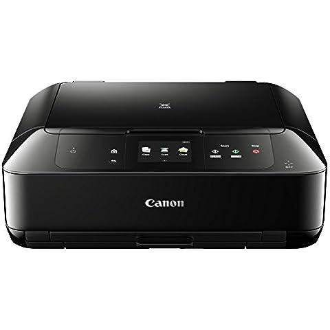 Canon PIXMA MG7750 - Impresora multifunción de tinta - B/N 15 PPM, color 10 PPM, color negro