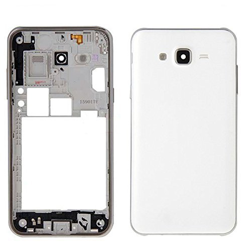R.I's Original Replacement Full Body Housing Panel for Samsung Galaxy J5 (White)  available at amazon for Rs.459