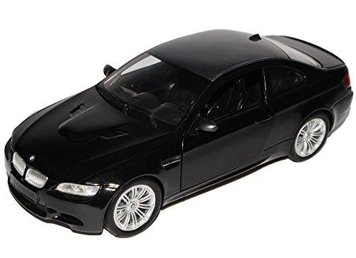 BMW E92 E 92 3er 3 Er M3 M Coupe Schwarz Karbon Dach 2008 1/24 New Ray Modellauto Modell Auto