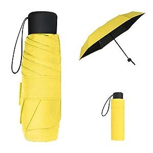 Vicloon Mini Paraguas del Sol,Paraguas