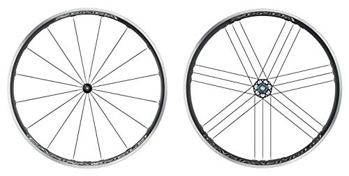 Campagnolo Zonda C17 Shim Hg10 / 11V Wheels, Black, One Size