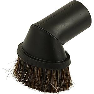 McFilter Möbelpinsel | schwarz, Rohranschluss Ø 32/35 mm | universal, für alle Marken ...