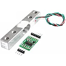 TOOGOO(R) 1kg small range weighing pressure sensor with HX711AD module load cell + HX711 module