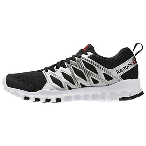 Reebok Unisex, bambini Bd4245 scarpe sportive Nero