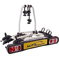 Auto Companion Fahrrad-Heckträger für 3 Fahrräder
