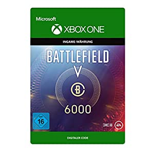 Battlefield V: Battlefield Currency 6000 | Xbox One – Download Code