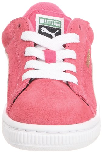 Puma Suede Kids 353636 Unisex - Kinder Sneaker Rosa
