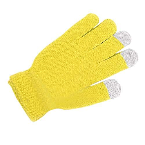 Saeder Handschuh Damen Herren Winter Cashmere Knit Touchscreen Finger Bildschirm warme Fleece Handschuhe Gestrickte Woll Touchscreen Handschuhe Winterhandschuhe stricken
