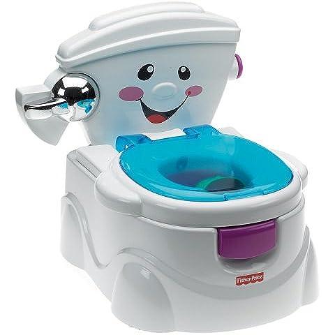 Mattel P4326-0 - Fisher Price Baby Gear Mi primera higiénico