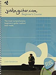 Justinguitar.com Beginner's Course Guitar (Second Edition)(Copyright 2011) by Justin Sandercoe (2014-12-08)