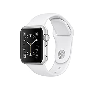 Apple Watch Series 1, 38 mm, GPS, Aluminium Gehäuse, 2016