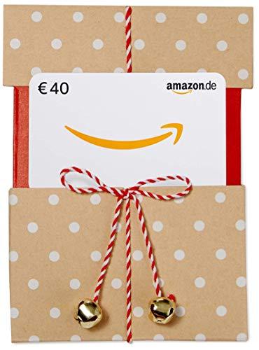 rte in Geschenkkuvert - 40 EUR (Beige mit Punkten) ()