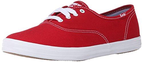 Keds - Sneaker Champion CVO, Donna, Rosso (Rojo), 42