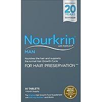 Nourkrin Man 60 por paquete