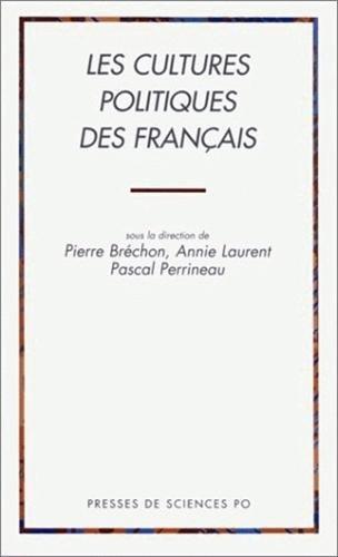 Les Cultures politiques des franais