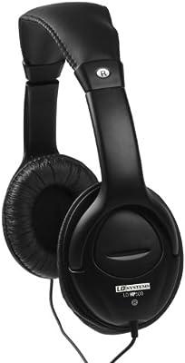 LD Systems LDHP500 - Auriculares para DJ de diadema (dinámicos, estéreo)